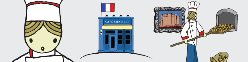 Mireille (from Paris)