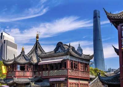 Shanghai, China (Asia)