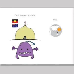 Destination Perth (Paperback)