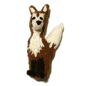 Hendrix (4″ finger puppet)