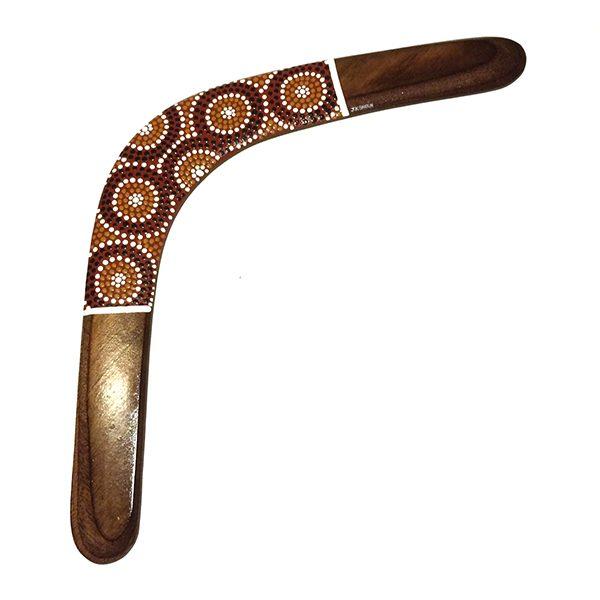 Destination Perth Aboriginal Boomerang (BR001)