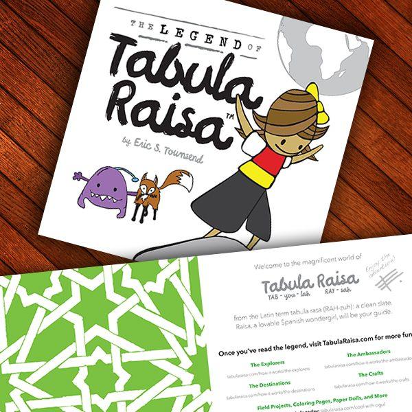 *The Legend of Tabula Raisa™ (Paperback)