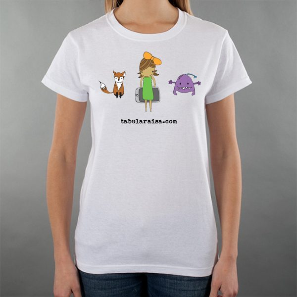 TShirt (Womens): The Explorers