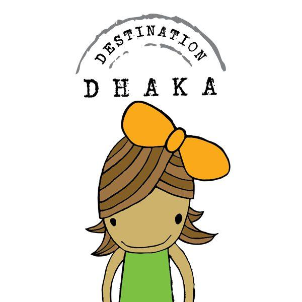 Destination Dhaka (eBook)