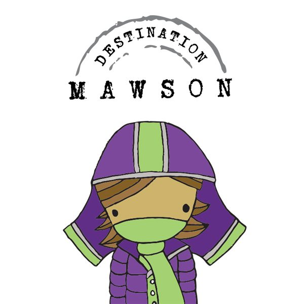 Destination Mawson (eBook)