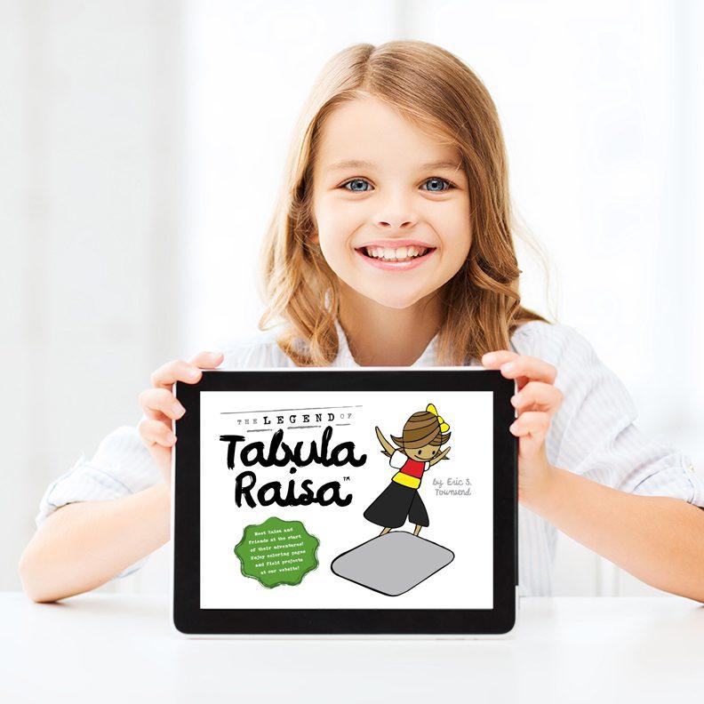 *The Legend of Tabula Raisa™ (eBook)