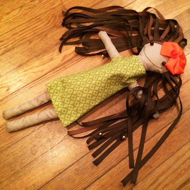 Tabby Richmond (18″ rag doll)