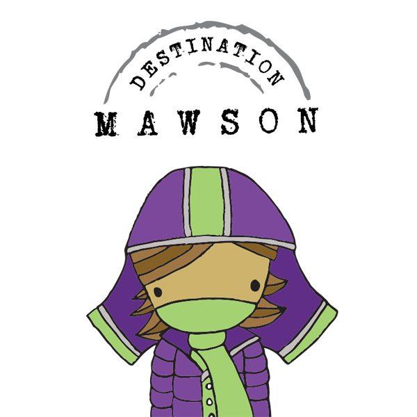 Destination Mawson (eBook)