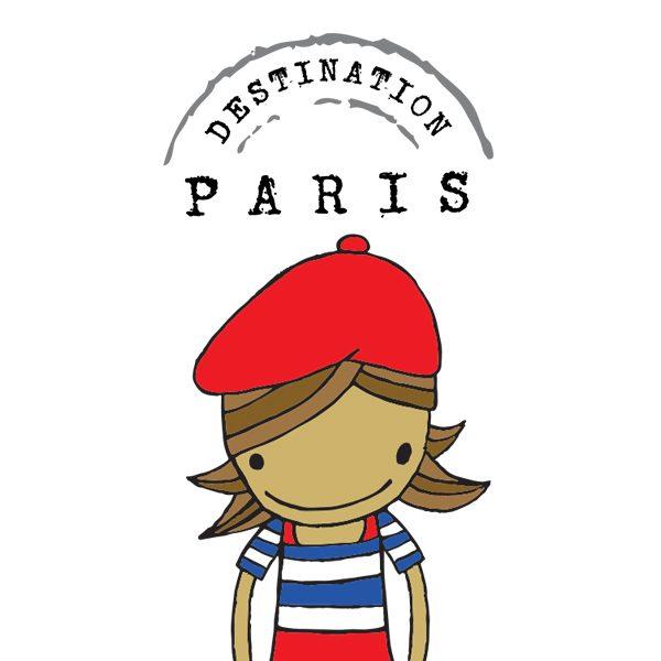 Destination Paris (eBook)