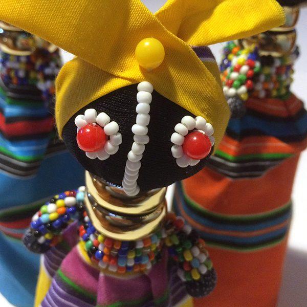 Tabby Pretoria (M-L dolls, headwrap)